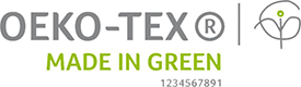 MADE IN GREEN by OEKO-TEX®
